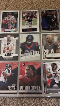 Texans cards Troutman, 28166