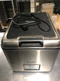 Sous Vide Supreme Water Oven – New