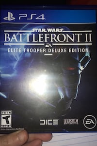 Battlefront II Elite trooper deluxe edition Waukee, 50263