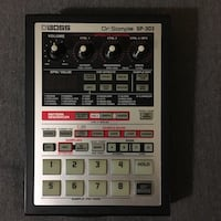 BOSS DR.SAMPLE SP-303 (Discontinued) New York, 10456