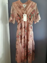 *SALE* Vicky & Lucas Pink Dress BNWT Size S