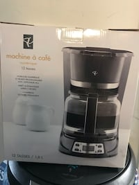 12cup coffee machine Toronto
