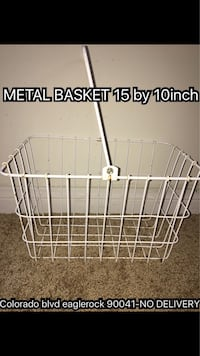 white metal wire pet cage Glendale, 91206