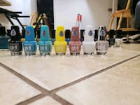 NEW and USED nail polish  Fort Washington, 20744