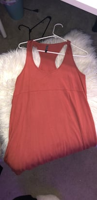 women's red tank top Patterson, 95363