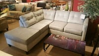 New sectional on sale only