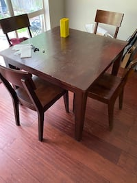 Dinning room table with chairs Santa Barbara, 93101