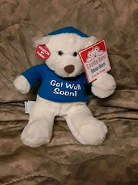 Get well soon bear Rosamond, 93560