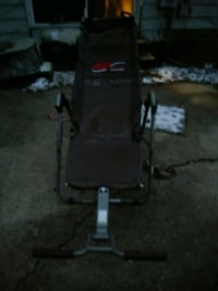 black and gray exercise equipment Columbus, 43223
