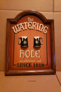 Pub/Bar Sign The Watering  Hole