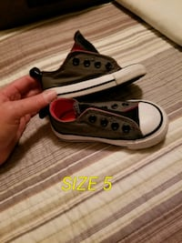 Boys shoes mostly size 5/6