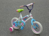 "4 OUTGROWN GIRLS BIKES FROM 10"" TO 16"" YOUR CHOICE $35.00 EACH & THAT'S FIRM! Mississauga"