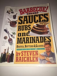 Barbecue Bible sauces rubs and marinades New York, 11219
