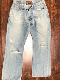 Levi's low boot cut/33-30 Poulsbo, 98370