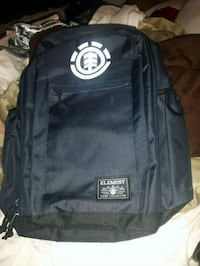 Navy blue element backpack  Airdrie, T4B 1S2