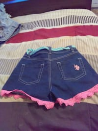 Us polo blue jean shorts Fort Worth, 76119