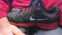 red nike, in good shape    fort wayne indiania, cant do lower than $15 null