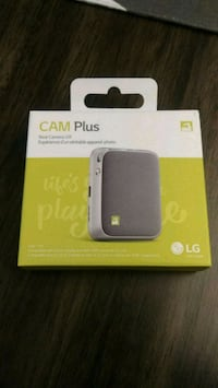 LG G5 CAM Plus camera attachment Cambridge, N1R 7S1