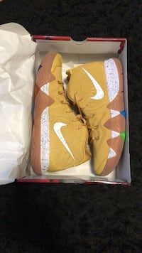 "Kyrie 4 ""Cinnamon Toast Crunch"" Ds Mississauga, L5L 5R9"