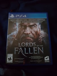 Lords of The Fallen  Winnipeg, R2X 0B9