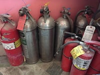 Old Fire Extinguishers  Jersey City, 07302