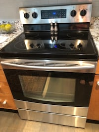 SAMSUNG ELECTRIC STAINLESS RANGE 30 inch Falls Church, 22041