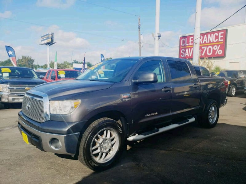 2011 Toyota Tundra $2500 Down payment, in house fi 0