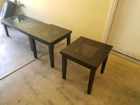 Coffee table and 2 end tables Las Vegas, 89123