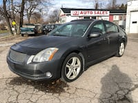 2005 Nissan Maxima Automatic/Leather/Roof/AS IS Special Scarborough, ON M1J 3H5, Canada