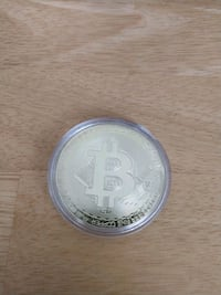 Bitcoin Challenge Coin Charleston, 29414