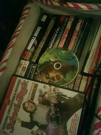 Box of over 40 dvds Baton Rouge, 70817
