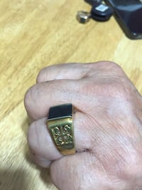 Men's ring Worcester, 01602