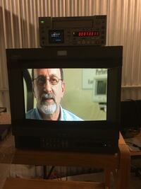 """14"""" Broadcast TV with DVDCAM Halifax, B3L 1N5"""
