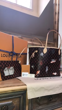 Louis Vuitton catogram 2019 Runway sold out in lV stores and online . Silver Spring, 20906