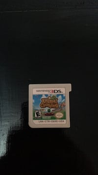 Nintendo 3DS Animal Crossing cartridge Centreville, 20120