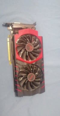 MSİ Gaming GTX950 2GB