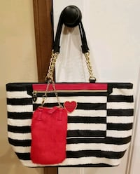 NEW Betsey Johnson Purse/Tote Andover, 55304