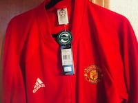 red and black Adidas jersey shirt Mississauga, L5G 3Y8