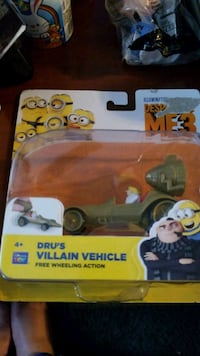 Despicable me 3  dru's villain vehicle Baltimore, 21205