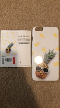 Iphone 6+ case made at Shutterfly. Never used! Estero, 33967
