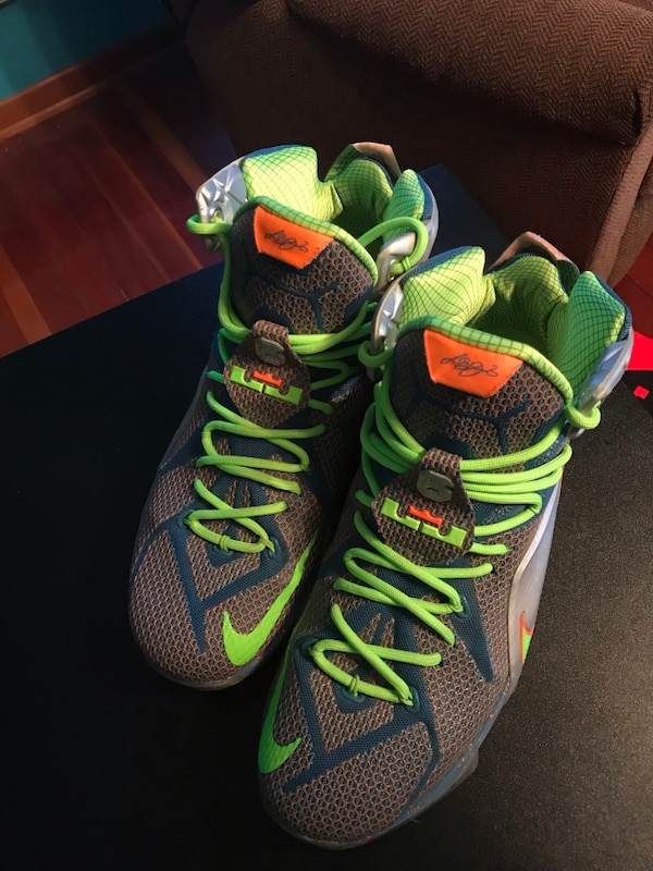 650c50792327 Used Lebron 12 Trillion Dollar Man for sale in Milledgeville - letgo