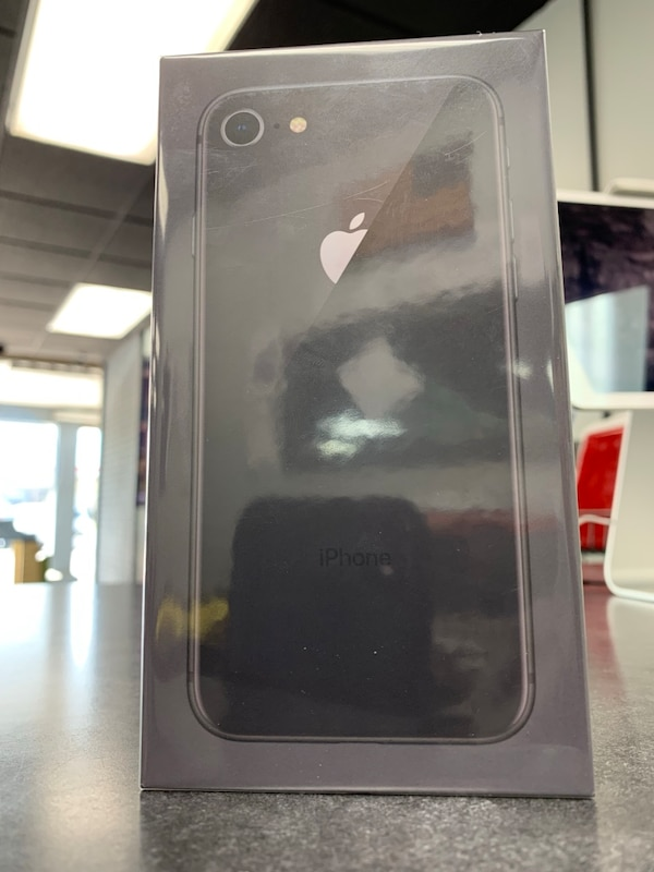 Brand New Apple iPhone 8 AT&T Cricket Straight Talk Net 10 H2O