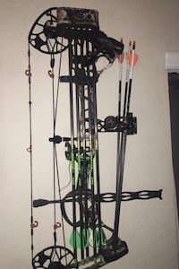 Bow & Arrows - Mathews Halon 6