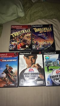 PS2 sports games Bloomfield, 14469