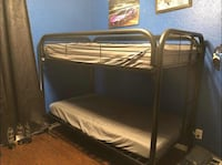 TWIN OVER TWIN BUNK BED  1204 mi