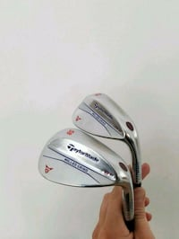 Taylormade milled grind 52 58 wedges