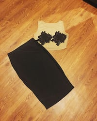 Crop Top Set