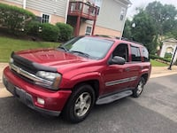 Chevrolet - Trailblazer - 2002 Manassas, 20110