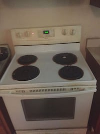white and black electric coil range oven Memphis, 38127