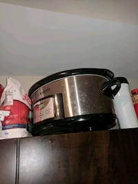 Crockpot, the original Toronto, M4Y